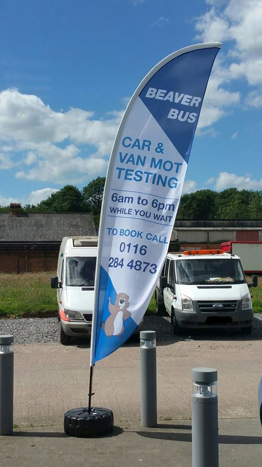 Beaver Test Station / Beaver Bus car servicing & MOT workshop  -  MOT, Servicing, Tyres Whetstone, Leicester